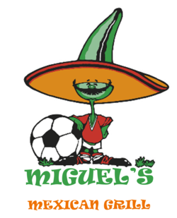 Miguel's Mexican Grill Logo